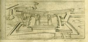 Specklin Architectura Von Vestungen Juelich Ausschnitt