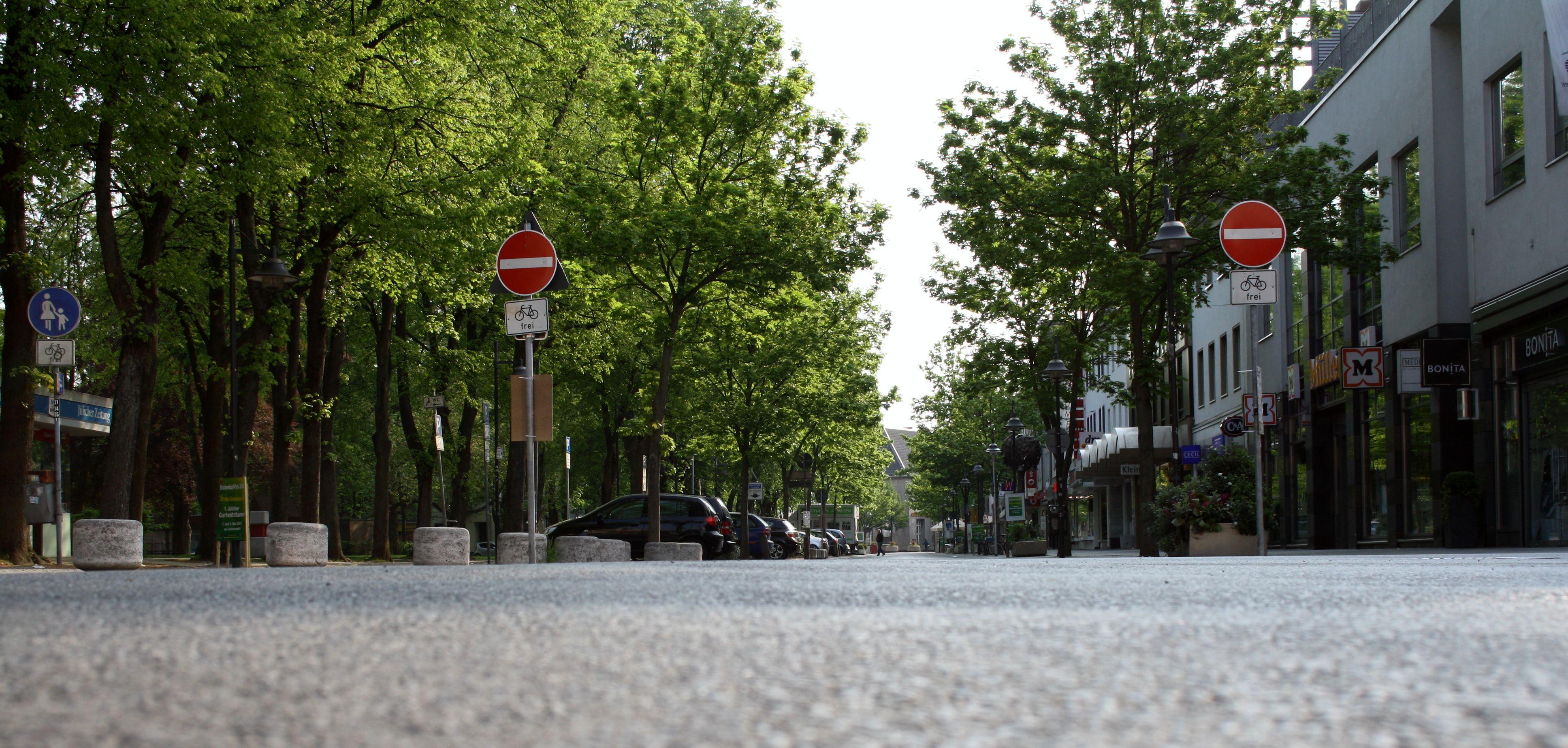 Jülich, Kölnstraße