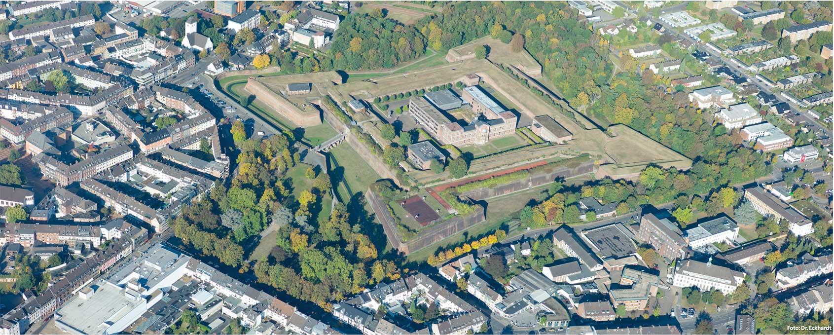 Zitadelle in Jülich